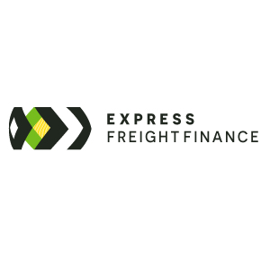 Logo identity for Express Frieght Finance