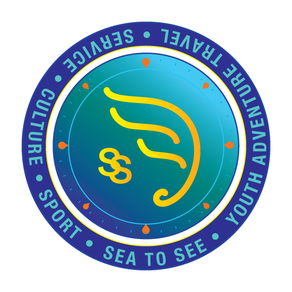 CLogo Design for Sea To See Youth Travel
