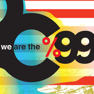 Poster for Occupy: We are The 99 Percent