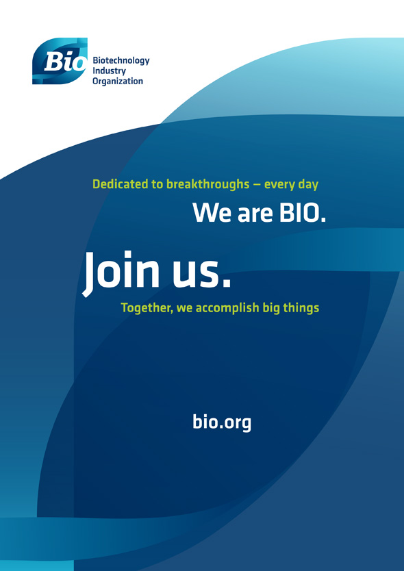 Print Ad Design for BIO